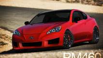 Rhys Millen Racing RM460 Genesis Coupe Previewed for SEMA