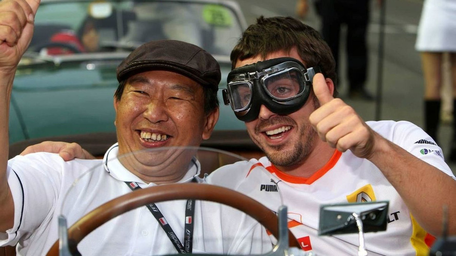 Alonso only has eyes for F1