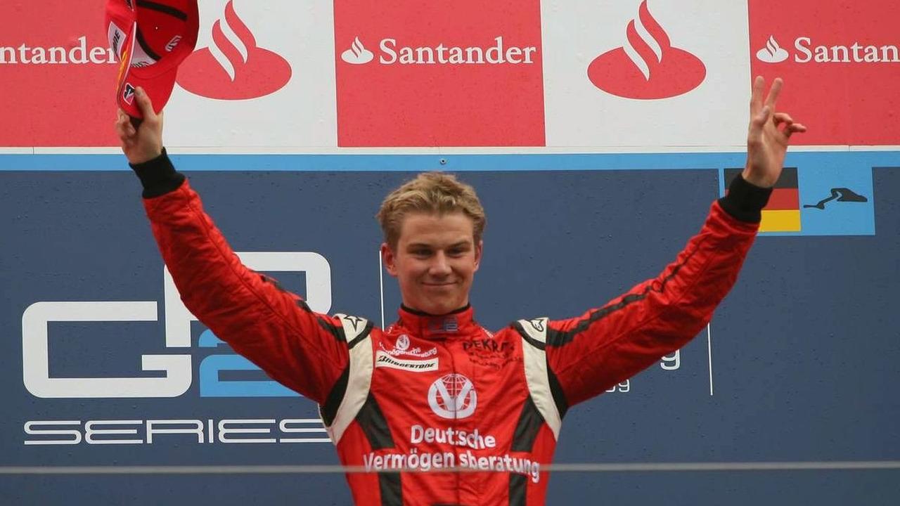 12.07.2009 Germany, Nico Hulkenberg, ART - GP2 Championship 2009