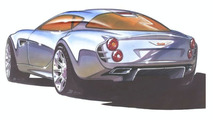 Upcoming Healey Coupe