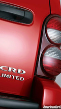 Chrysler Group Announces Pricing New 2005 Jeep Liberty CRD