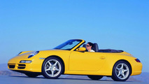 New Porsche 911 Cabriolet Unveiled