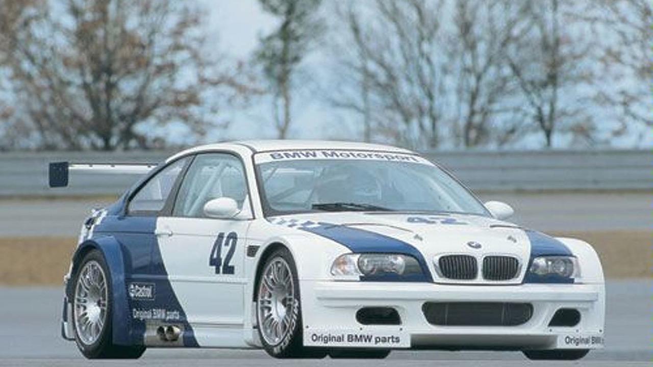 ALMS BMW M3 GTR