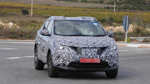 2014 Nissan Qashqai spy photo 06.11.2013