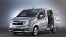 2015 Chevrolet City Express