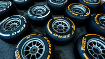 Pirelli tires 16.11.2013 United States Grand Prix