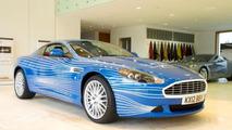 Aston Martin DB9 1M 27.6.2012