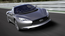 Infiniti flagship could be a sedan, crossover or the Emerg-E - report