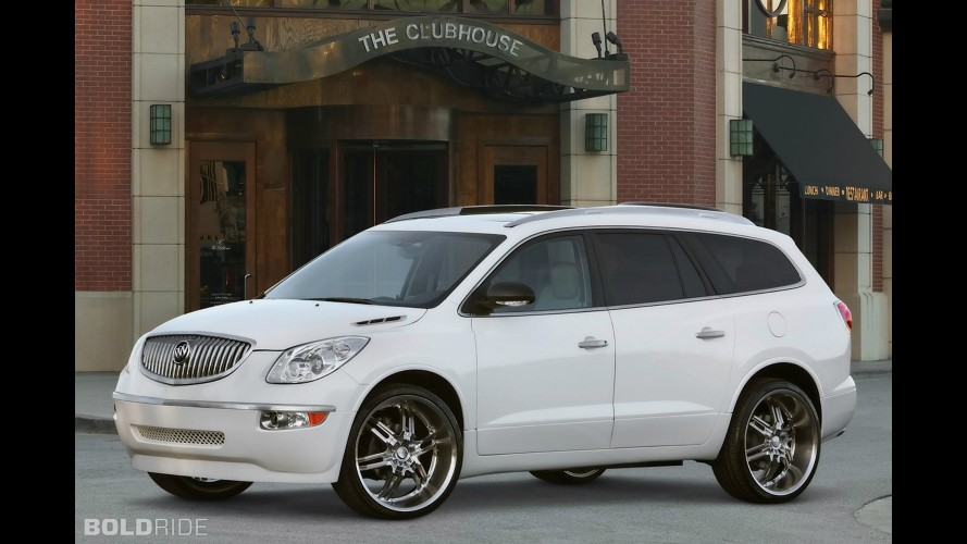 Buick Enclave Urban CEO Edition