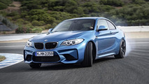 BMW M2 Coupe tackles the Salzburgring [video]