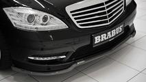 Brabus Mercedes S-Class - 18.7.2011