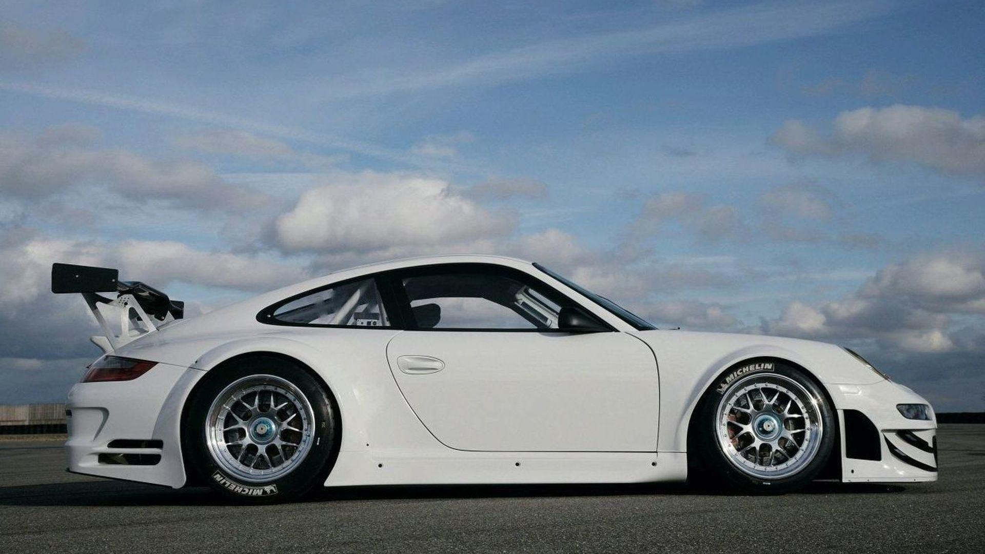 Porsche GT3 RSR Updated