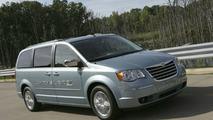 Chrysler Town & Country EV