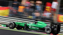 Kobayashi could race Caterham again in Singapore