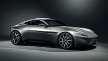Aston Martin DB10 revealed for 24th James Bond movie called SPECTRE