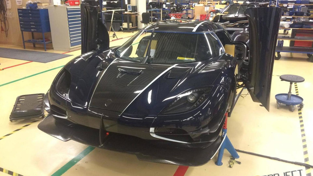 Koenigsegg One:1 / The BHP Project