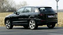 Audi Q5 Final Testing Spy Photos