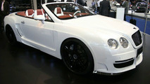 Mansory Shows Pimped Bentley Continental GTC