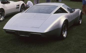 Chevrolet Aerovette Concept