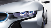 BMW working on Laser Light headlamps