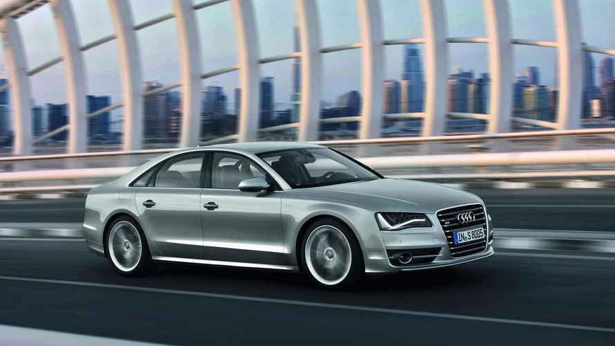 2012 Audi S8 revealed [video added]