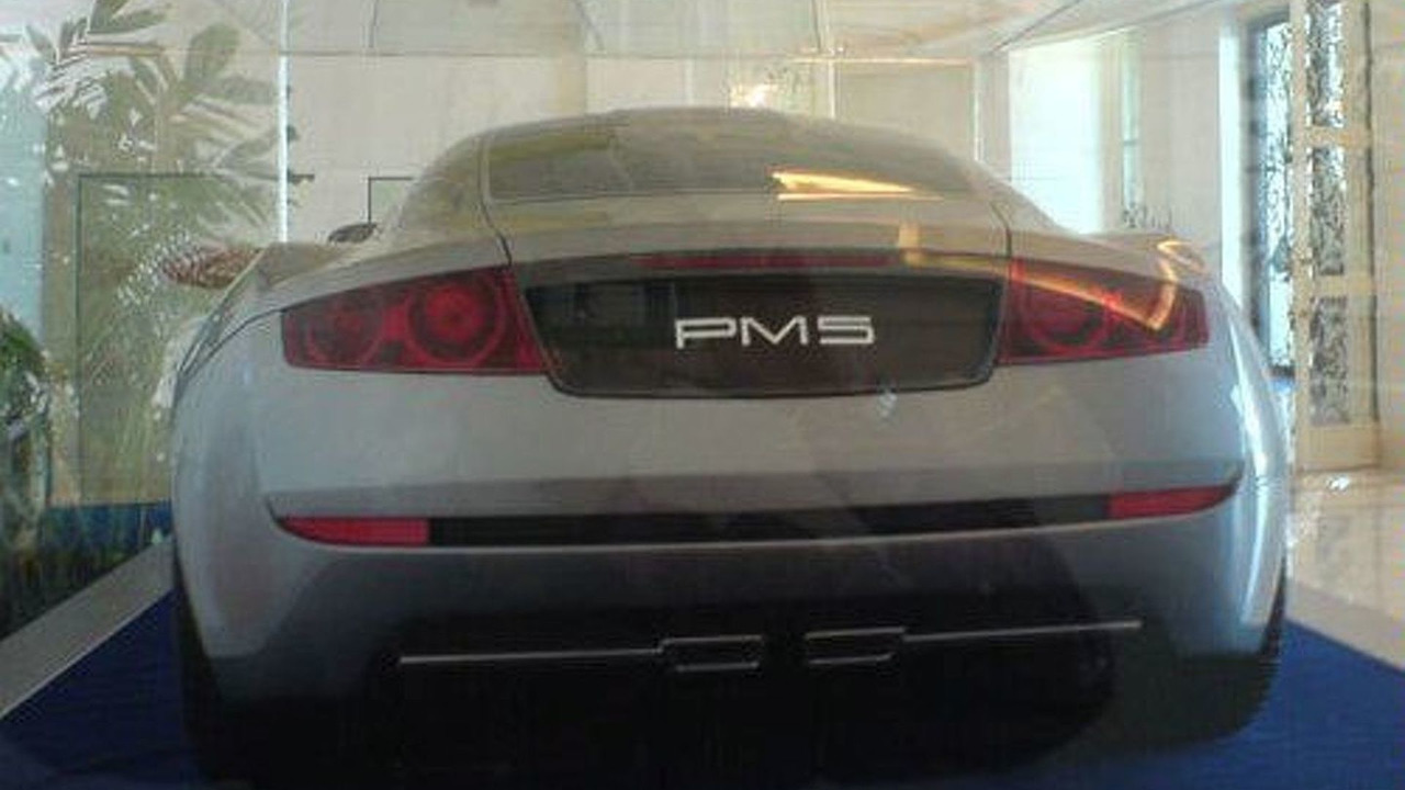 Budget Lotus - PM5 Concept