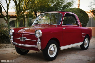 5 Amazing Microcars that Steal our Hearts