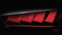 Audi teases mysterious IAA-bound concept with matrix OLED technology