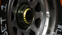 Pirelli tire and wheel nut
