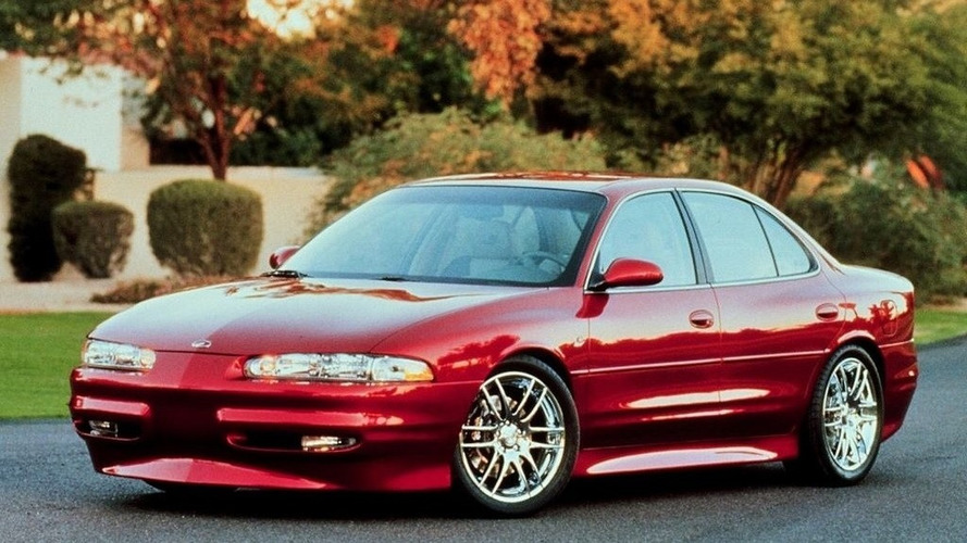 Buy this 2000 Oldsmobile Intrigue concept now for $21,500