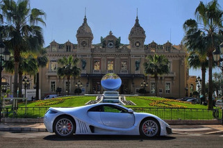 Top Marques Monaco Puts the 1% Back in the Auto Show