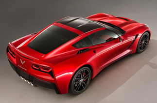 2014 Chevrolet Corvette Z06 and ZR1 In the Works