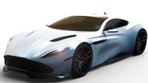 Aston Martin DB11 concept gets rendered by a 15 year old