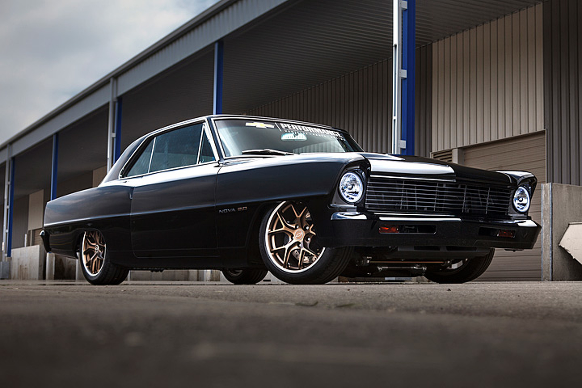 Boosted! Chevrolet Gives New Life to Nova with 2.0-Liter Turbo