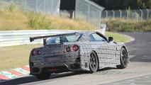 2014 Nissan GT-R Nismo spy photo 09.09.2013