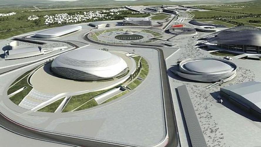 Bianchi crash and politics overshadow Sochi preparations