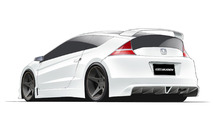 Honda CR-Z MUGEN previewed for UK