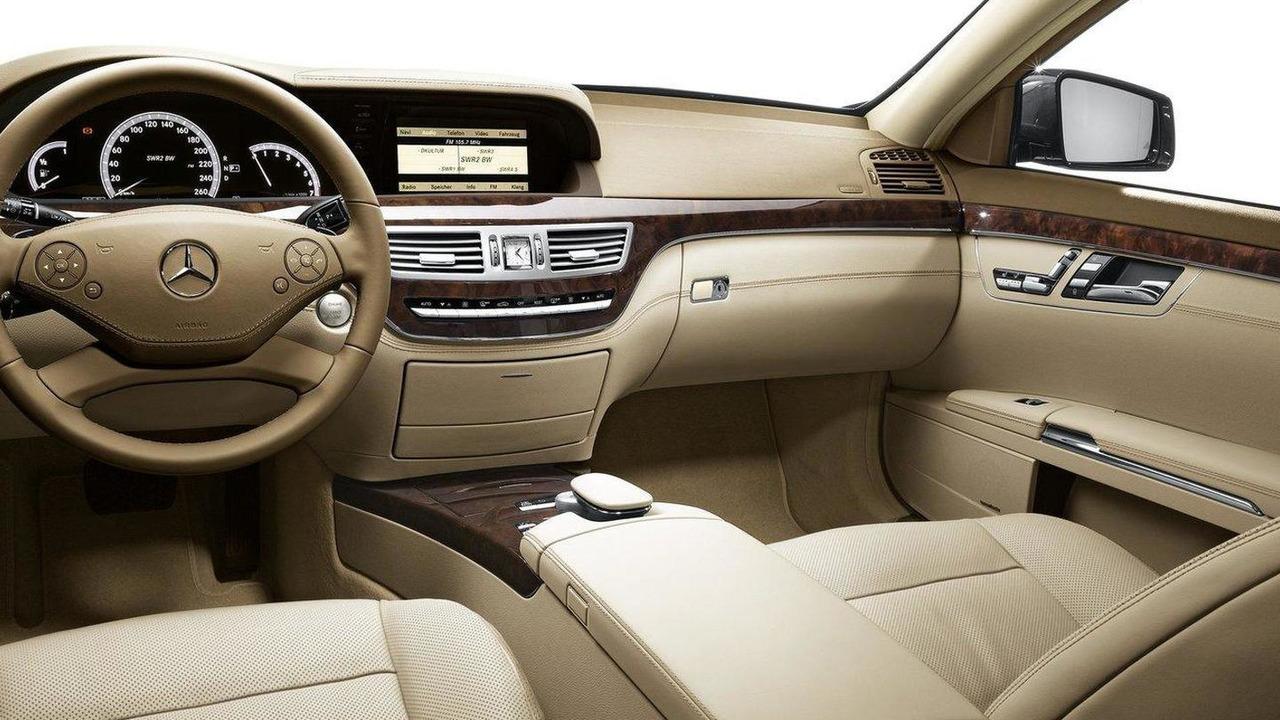 2010 Mercedes-Benz S 350 BlueTEC iterior 06.07.2010