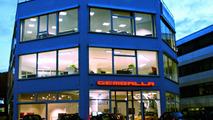 Gemballa company headquarters, company photos, 25.02.2010