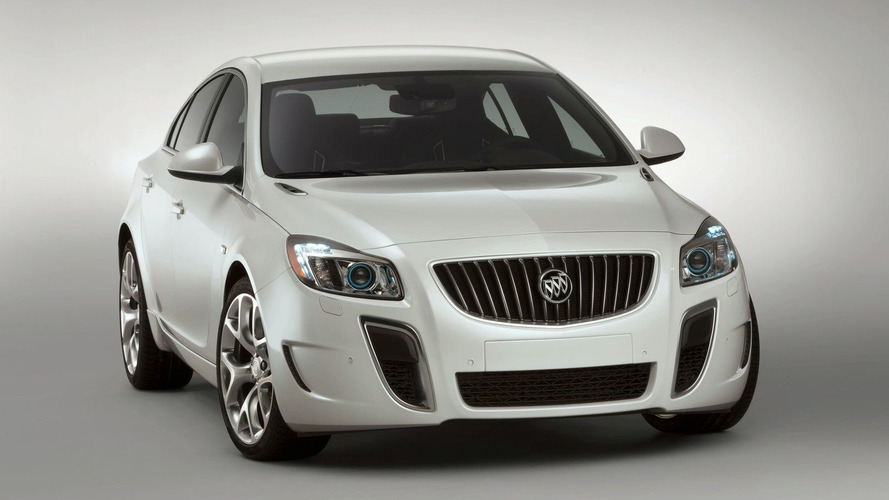 Buick confirm three new vehicles by 2012