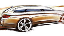 BMW 5 Series Touring - Jean-Francois Huet, Exterior Designer