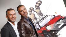 MINI Cooper Red Mudder teased for Life Ball 2011