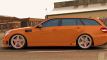 2011 Mercedes E63 AMG Wagon by GWA-Tuning, 1300, 18.06.2010