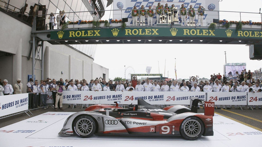F1 drivers 'all looking to Le Mans' - Dumas