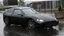 Maserati GranTurismo Spyder