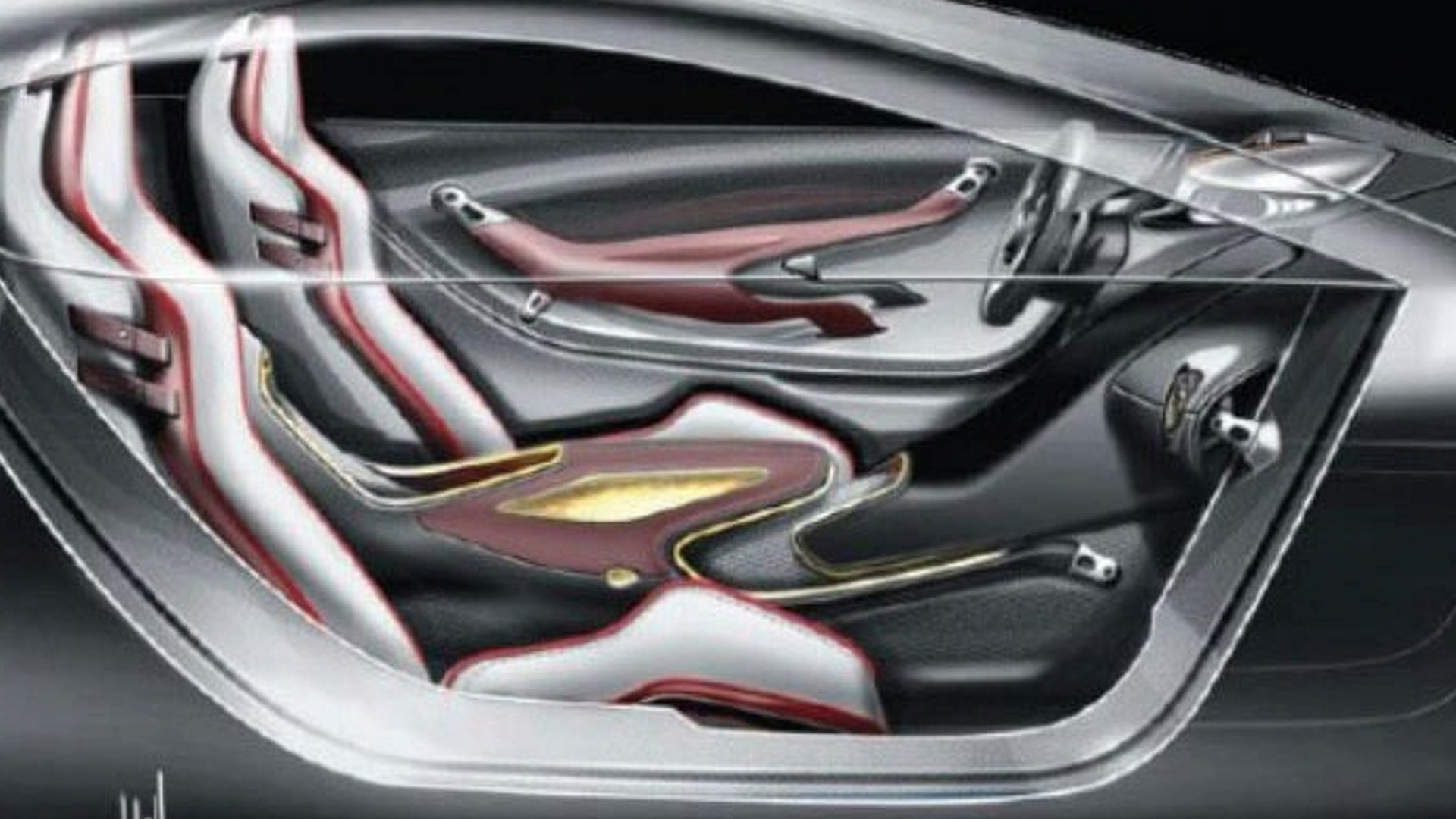 Aston Martin One-77 Internal Product Brief Leaked - Design process detailed