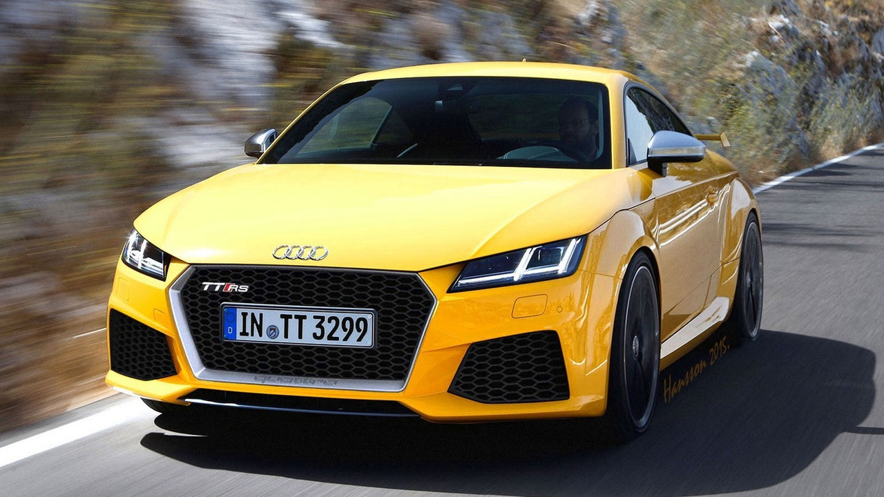2016 Audi TT RS