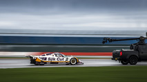 Jaguar XJR meets the XJR9-LM