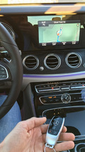 2016 Mercedes E-Class entry-level model interior