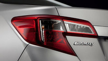 2012 Toyota Camry teaser image - 10.8.2011